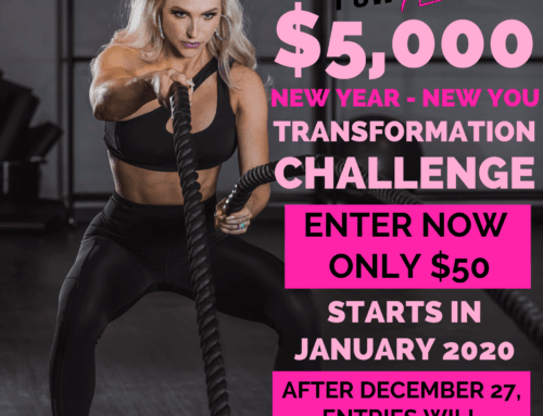 New Year New You $5,000 Transformation Challenge!