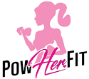 PowHerFit – A StrongHer HealthiHer You Logo